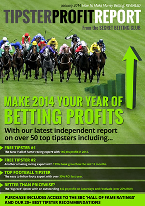 January's Tipster Profit Report