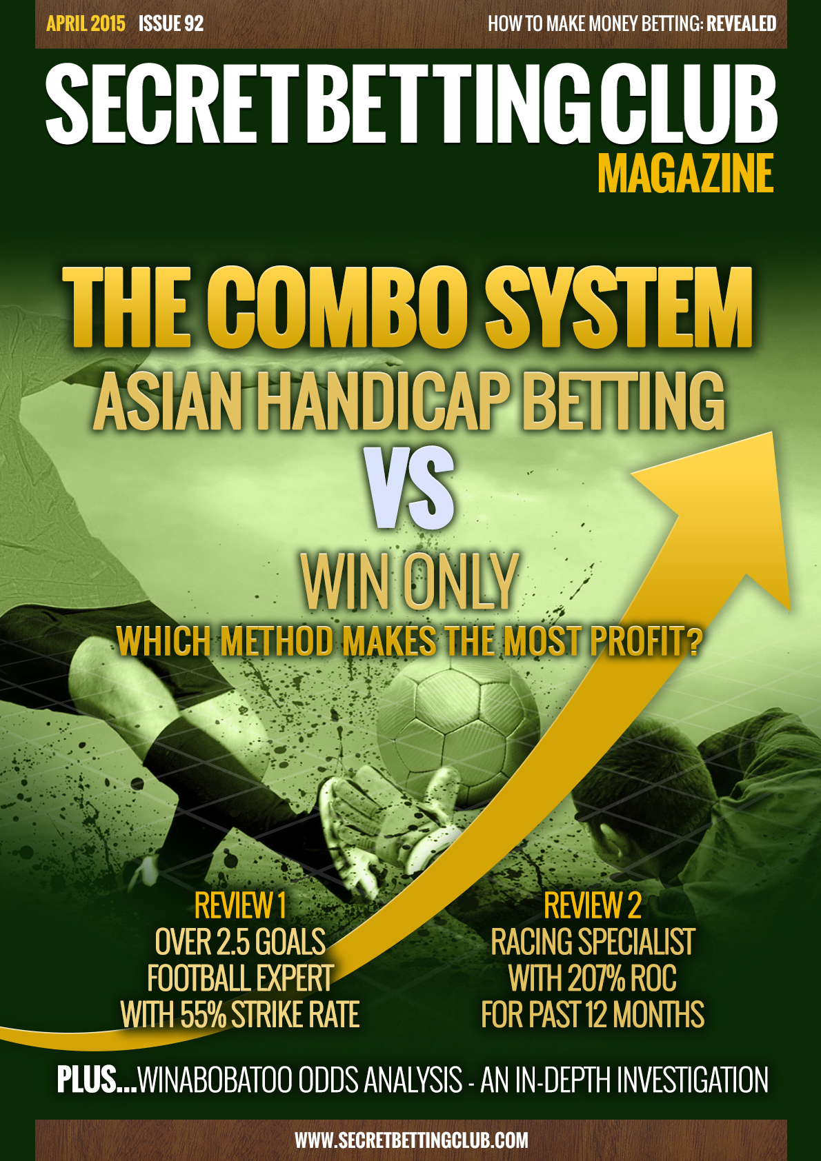SBC Issue 92 - The Combo System