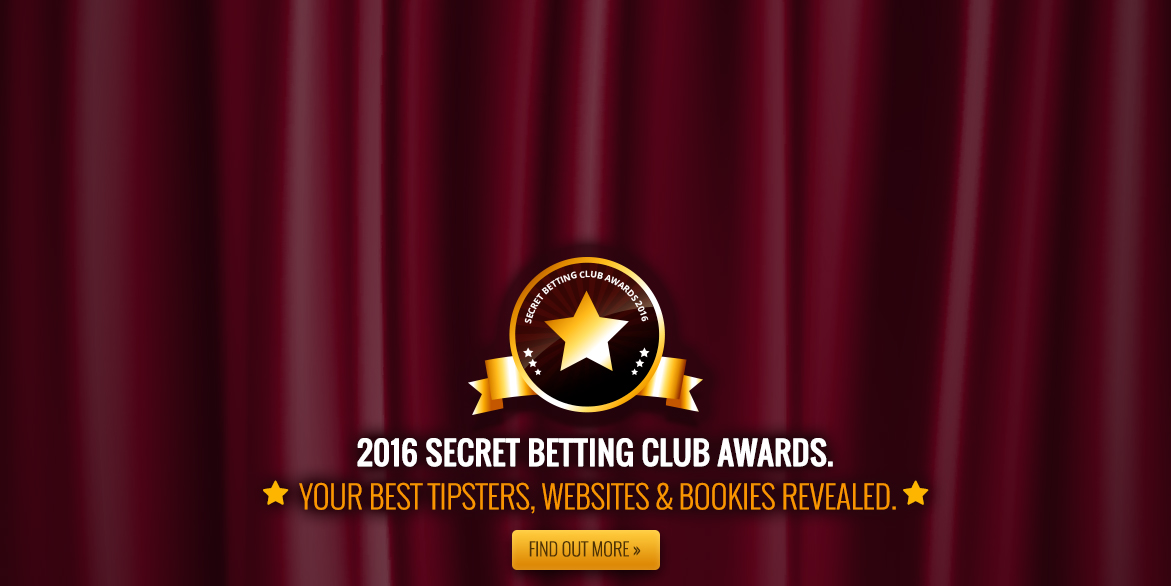 Secret Betting Club Awards 2016