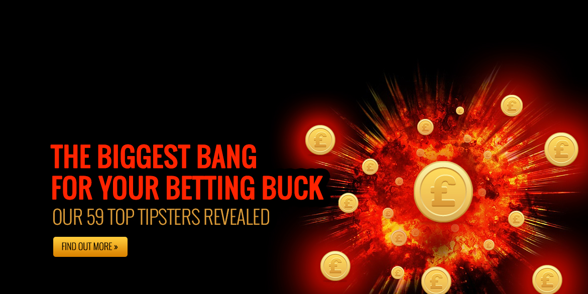 TPR April: THE BIGGEST BANG FOR YOUR BETTING BUCK
