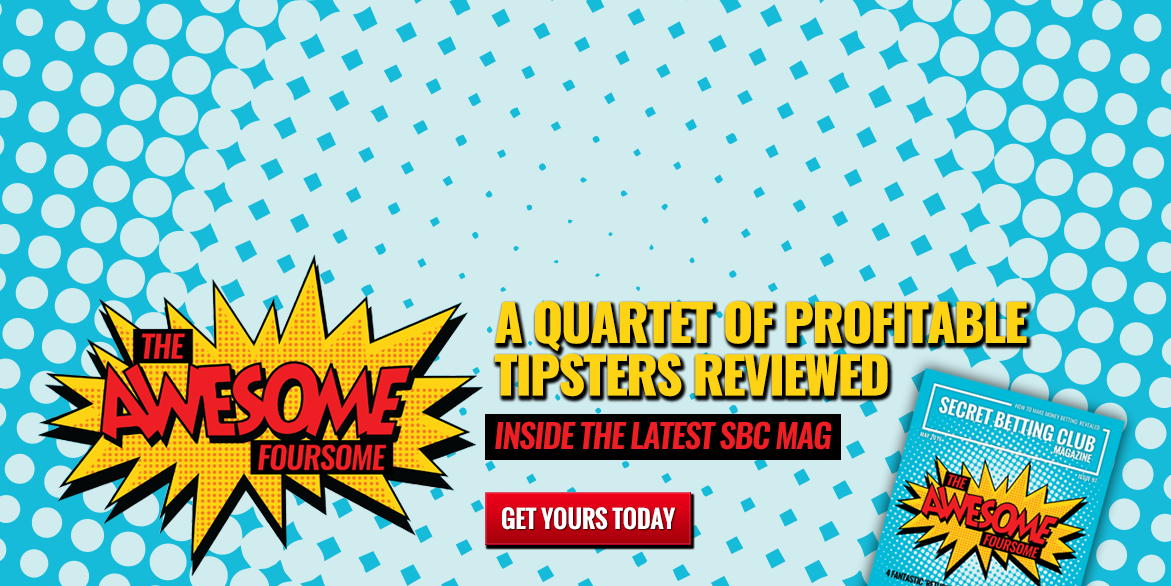 AN 'AWESOME FOURSOME' OF TIPSTER REVIEWS