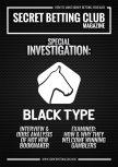 Black Type Cover