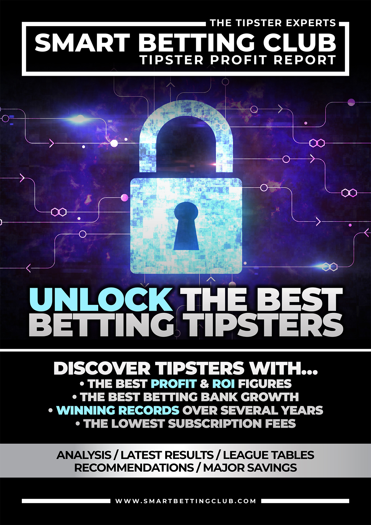 The Tipster Experts: Smart Betting Club  100% Independent